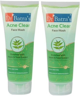 Dr Batra Acne Clear Face Wash
