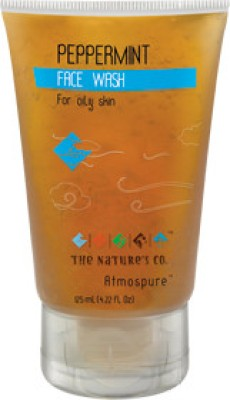 The Nature,s Co Peppermint Face Wash