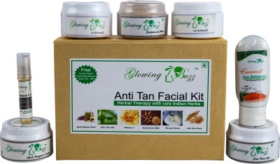 Glowing Buzz Anti Tan Facial Kit 280gm