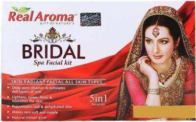Real Aroma Bridal Spa Facial Kit 710 g