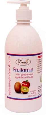 Luster Fruitamin Cleansing Milk