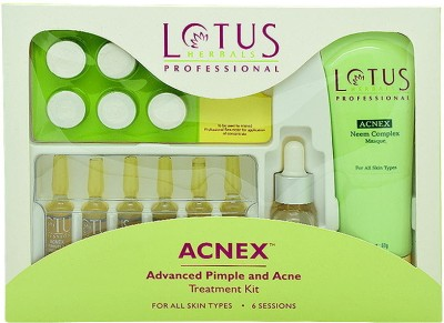 Lotus Professional Acnex Advanced Pimple & Acne Treatment Kit 240 g