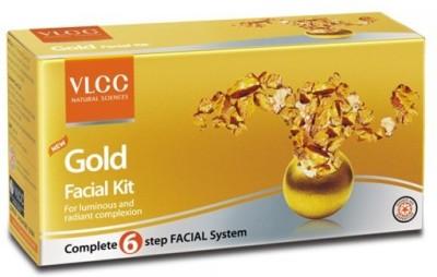VLCC Gold Single Facial Kit 200 g