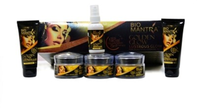 BioMantra Golden Glow Kit 350 g