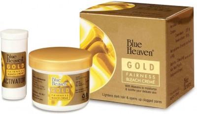 Blue Heaven Cosmetics Gold Fairness Bleach Cream 275 g