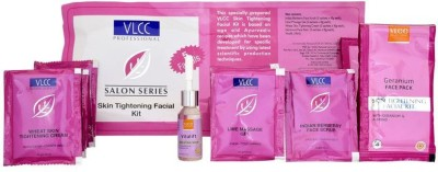 VLCC Skin Tightening Facial Kit 200 g(Set of 4)