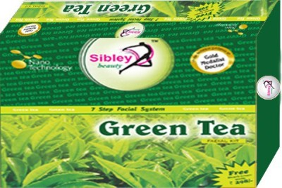 Sibley Beauty Green Tea Facial Kit 340 g