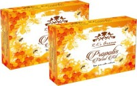 Rks Aroma Propolis Facial kit (one time use)(pack of 3) 120 g(Set of 5)