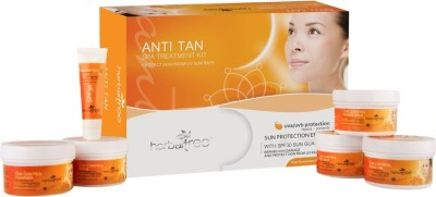 Herbal Tree Anti Tan Facial Kit 445 g