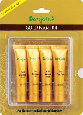 Banjaras Gold Facial Kit 60 g