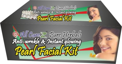All Curez Pearl Facial Kit (Tiny) 80 g