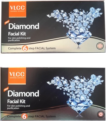VLCC DIAMOND SINGLE FACIAL KIT 120 g