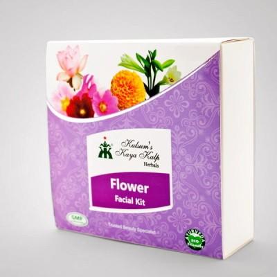 Kulsum's Kaya Kalp Flower Facial Kit 70 g