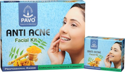 Pavo Anti Acne Facial Kit Combo 260 g