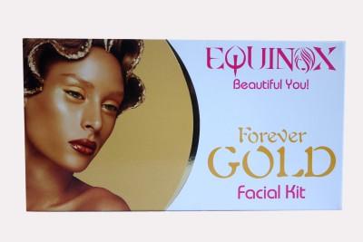 Equinox Forever Gold Facial Kit 250 gm