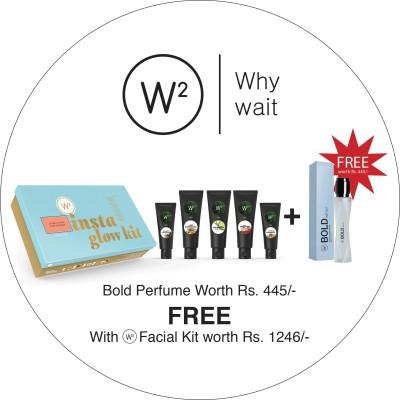 W2 Insta Glow Facial Kit 200 g