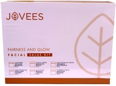 Jovees Fairness and Glow Facial Kit 315 g