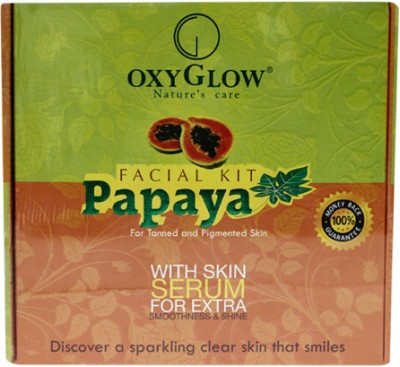 Oxy Papaya Facial Kit 165 g(Set of 6)