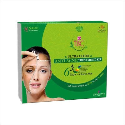 TBC by Nature Ultra Clear Anti Acne Treatment Kit 260 g