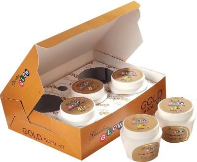 Garden Glow Gold Facial Kit 275 g
