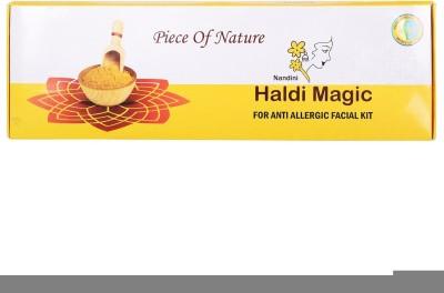 Nandini Herbal Care Haldi Magic Facial Kit 700 g