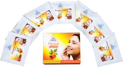 Pavo Papaya Facial Kit 49 g