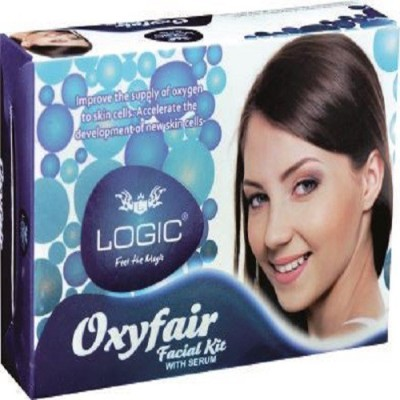 Logic Oxy Facial Kit 310 g