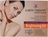 EARTH THERAPY Skin Grooming Brightening ...