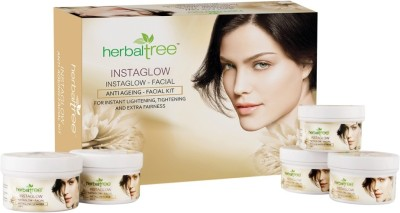 Herbal Tree Insta Glow Facial Kit 420 g