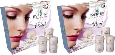 Everfine Pearl Facial Kit Pack of 2 185 g