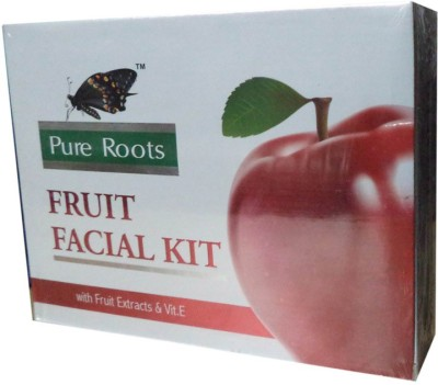 Pure Roots FRUIT FACIAL KIT 100 g
