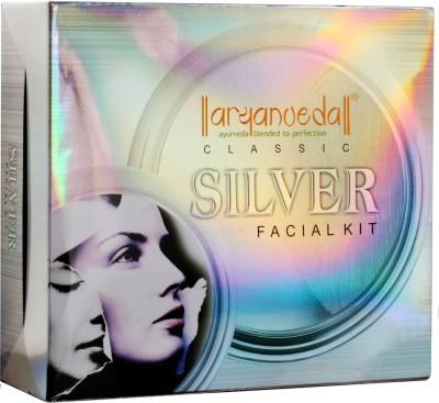 Aryanveda Herbals Silver Facial Classic Kit 430 gm