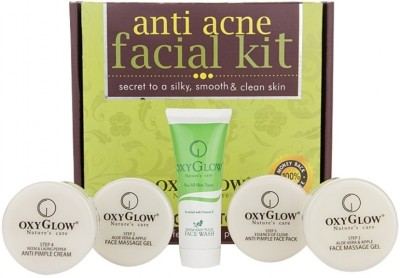 Oxy Anti Acne Facial Kit-155 g 155 g