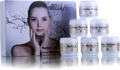Adidev Herbals Ayurvedic Herbal Instant Glow Facial Kit 250 g