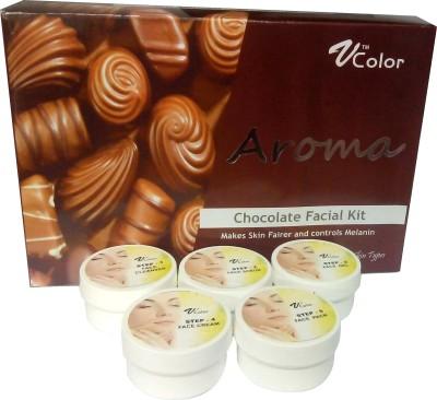 V-Color Chocolate Facial Kit 270 g