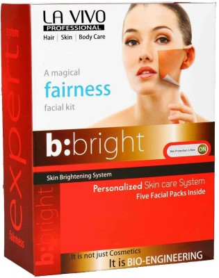 La Vivo B:Bright Medicated Facial 30 ml