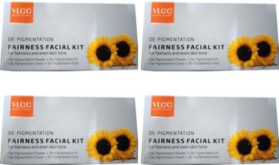 VLCC Depigmentation fairness facial kit 160 g