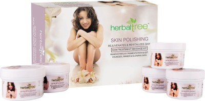 Herbal Tree Skin Polishing Kit 420 g