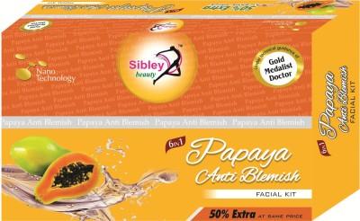 Sibley Beauty Papaya Anti Blemish 139 g