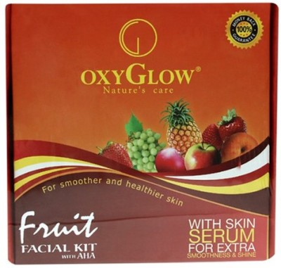 Oxyglow Fruit Facial Kit 165 g