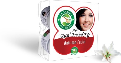 Dr. Sridevi's Ayu ,Rich, Anti-Tan Facial 200 g