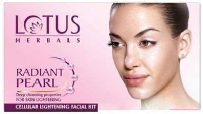 Lotus Radiant Pearl Facial Kit 37 g