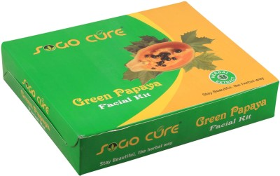 Sogo Cure Papaya Facial Kit 410 g