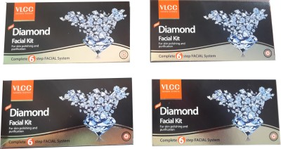 VLCC DIAMOND FACIAL KITS 240 g