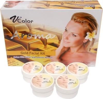 V-Color Gold Facial Kit 270 g