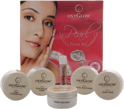 Oxyglow Pearl Facial Kit 165 g