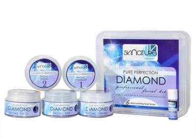 skinatura diamond facial kit 310 ml