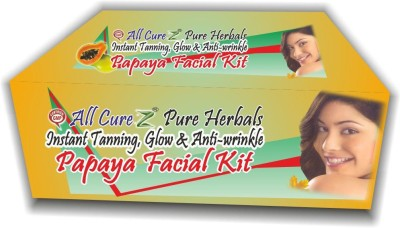 All Curez Papaya Facial Kit (Tiny) 80 g