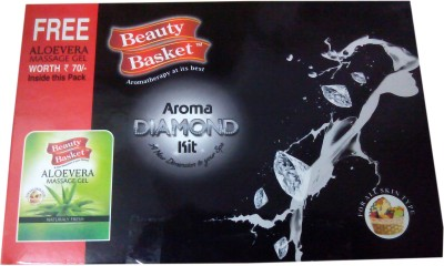 Beauty Basket Aroma Diamond Facial Kit 90 g