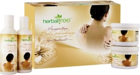 Herbal Tree Body Polishing Spa Treatment Massage Kit 950 g